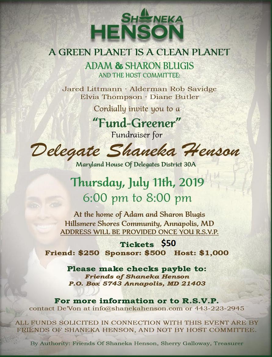 Henson fund-greener