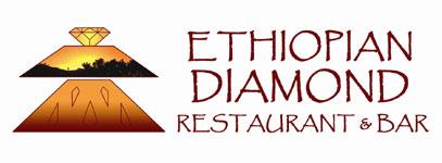 Ethiopian Diamond Logo