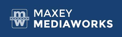 Maxey Media Logo