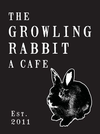 The Growling Rabbit Logo
