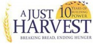 A Just Harvest Logo