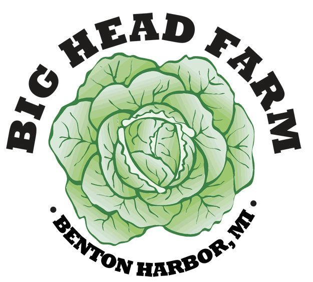 Big Head Farm Logo