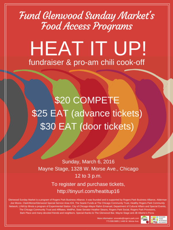 Heat it Up Poster