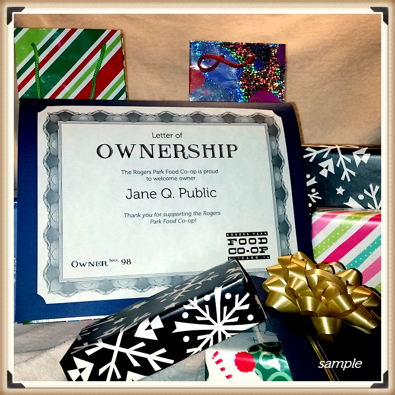 Gift Ownership