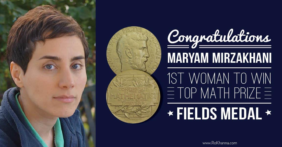 Résultats de recherche d'images pour «Maryam Mirzakhani»