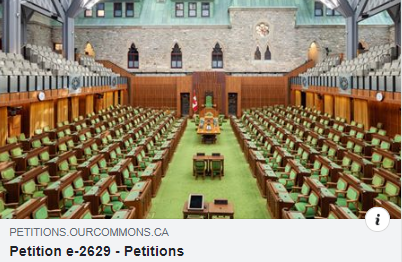 Petition the Prime Minister to reconvene Parliament