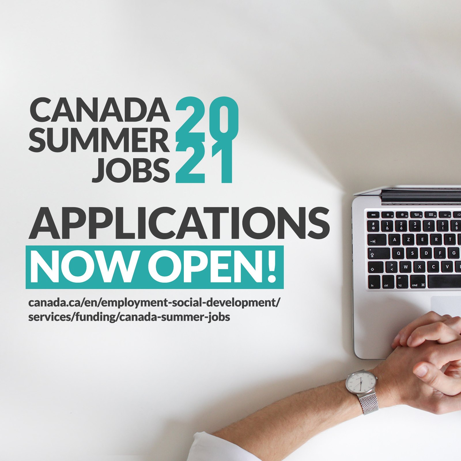 Canada Summer Jobs Program 2021