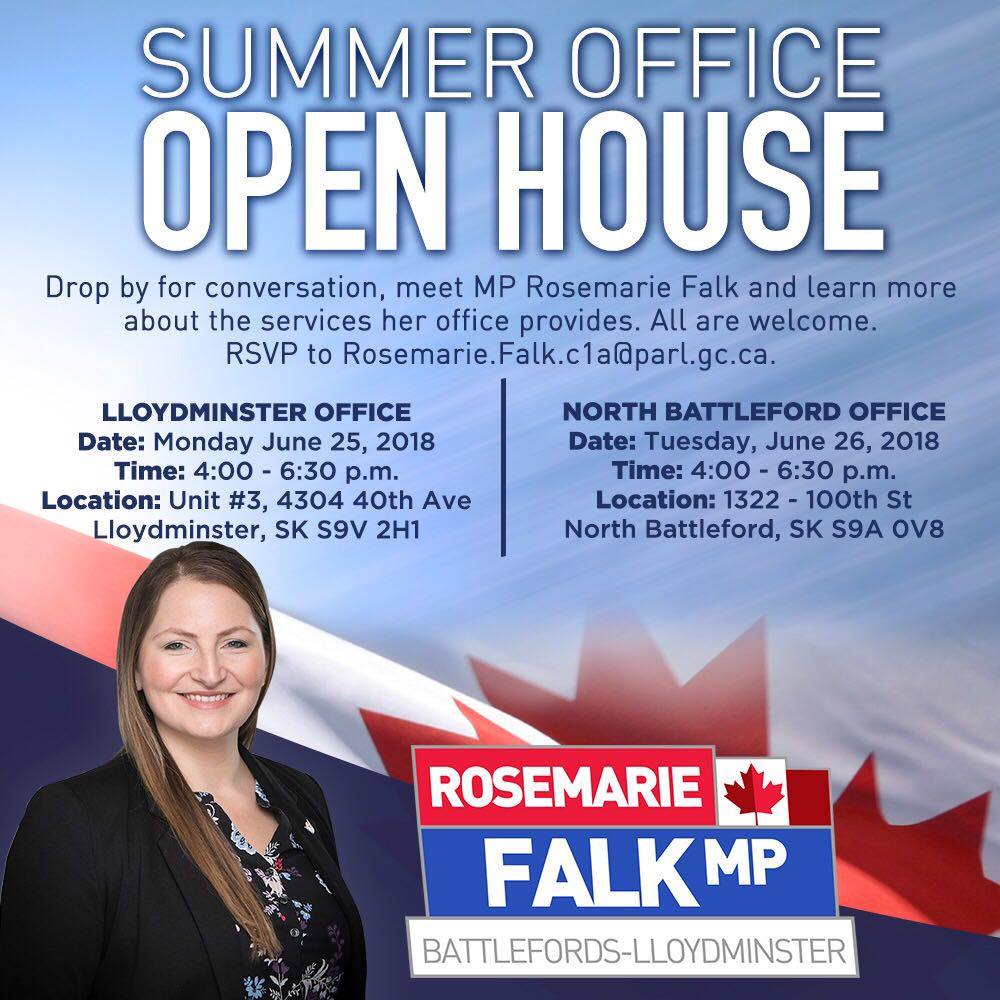 Successful Summer Office Open Houses