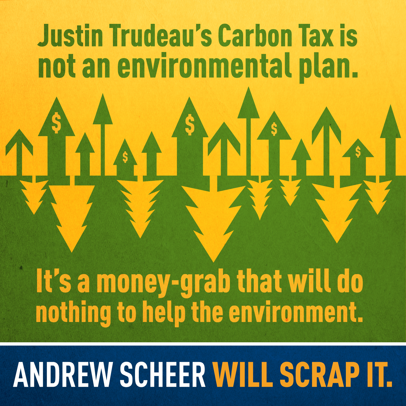 The Trudeau carbon tax debuts this April
