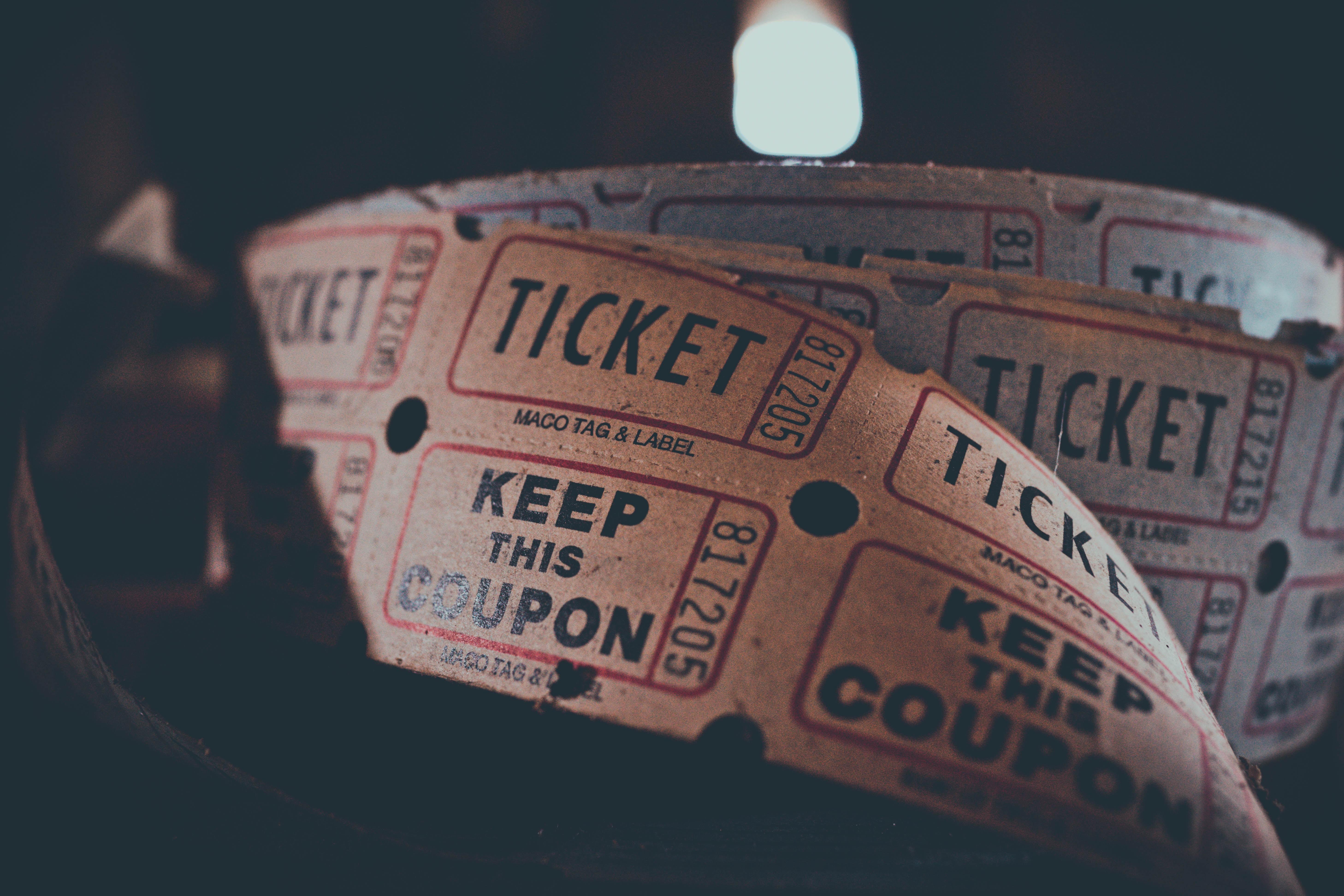 Fundraiser Tickets