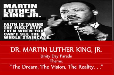 MLK Jr Day 2018
