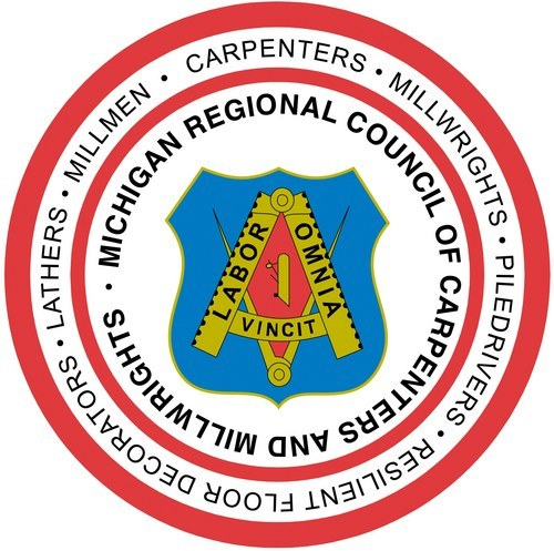 Michigan Regional Council of Carpenters and Millwrights logo