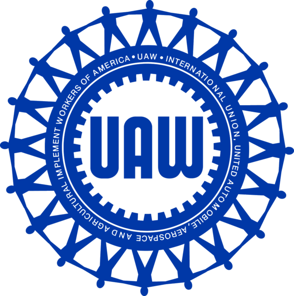 International Union, United Automobile, Aerospace and Agricultural Implement Workers of America logo
