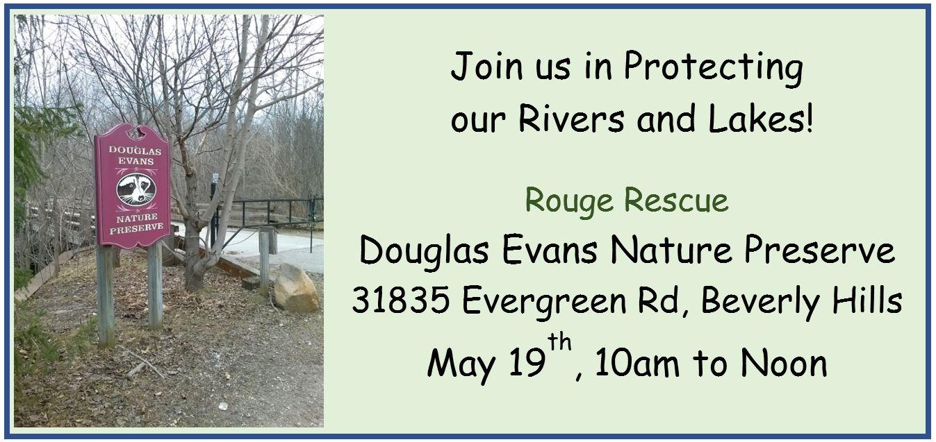 Douglas Evans Nature preserve