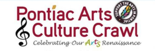 Pontiac Arts & Culture Crawl