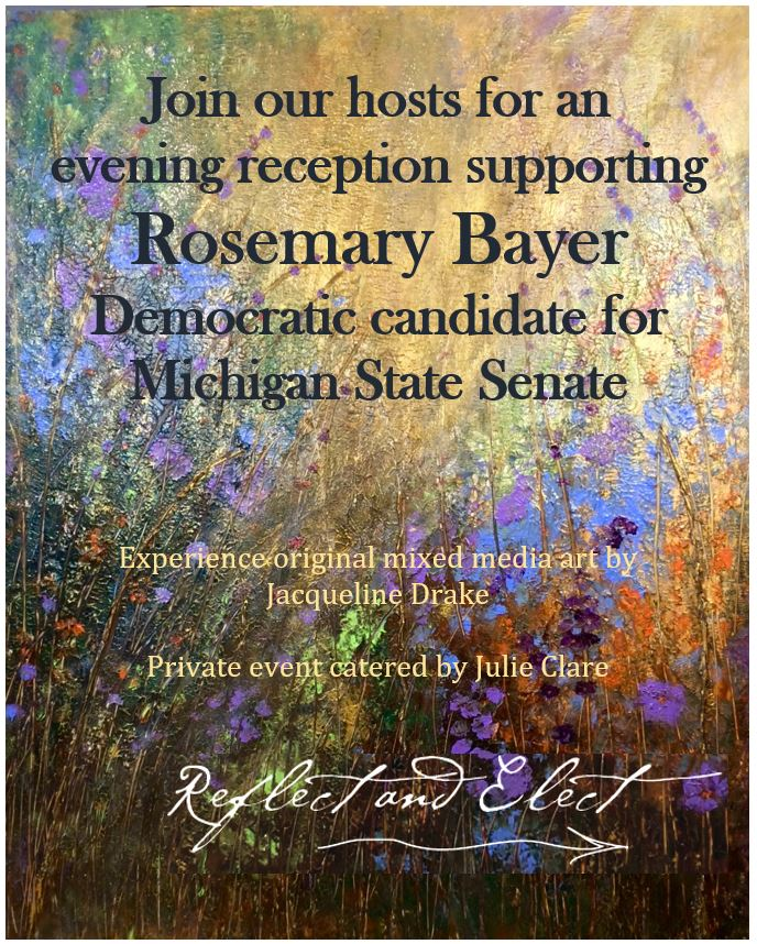 Aug 23 Fundraiser at the Jacqueline Drake Gallery