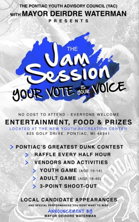 Pontiac Jam Session