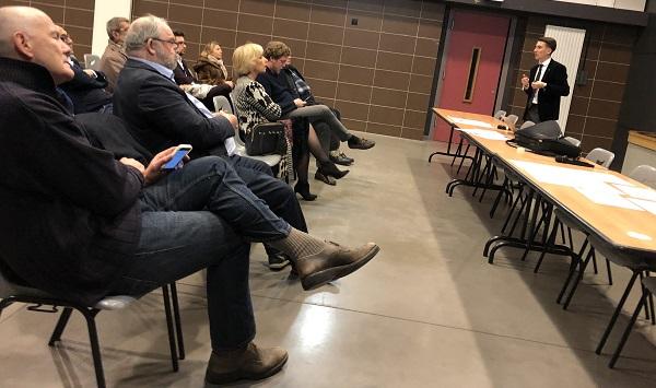 Assémblée générale LR 8 Nord 2018