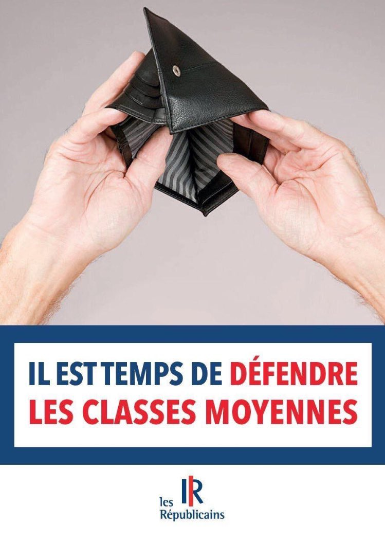 Tract défense des classes moyennes recto