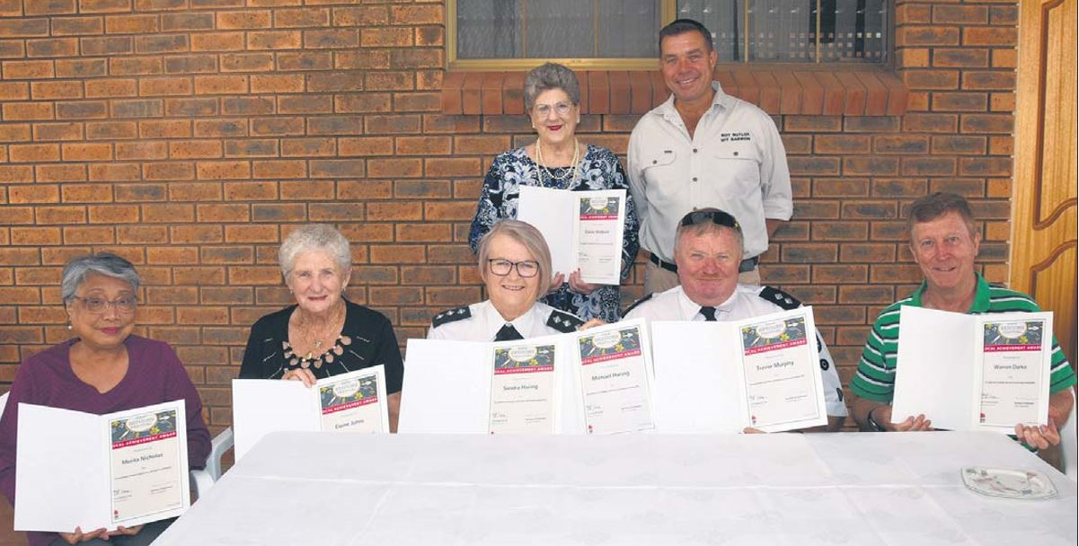 Celebrating our amazing Broken Hill volunteers Image