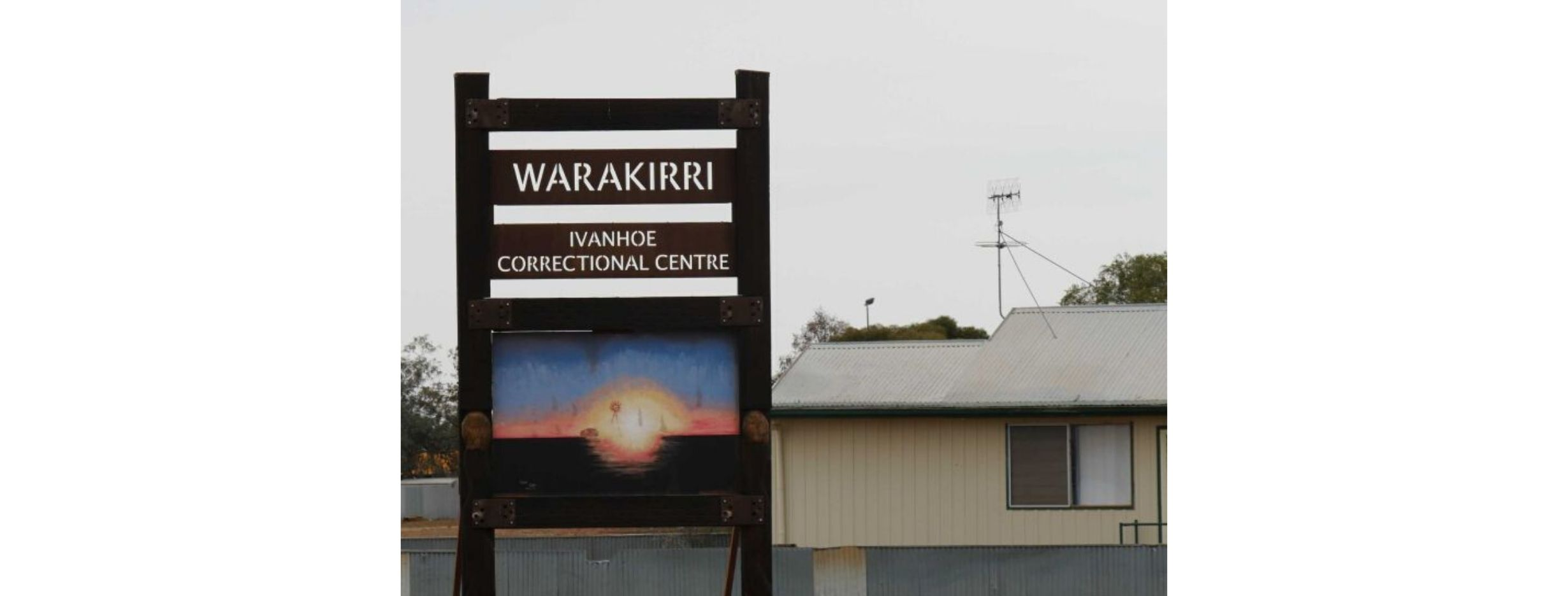 Update on the closure of the Ivanhoe Correctional Centre Image
