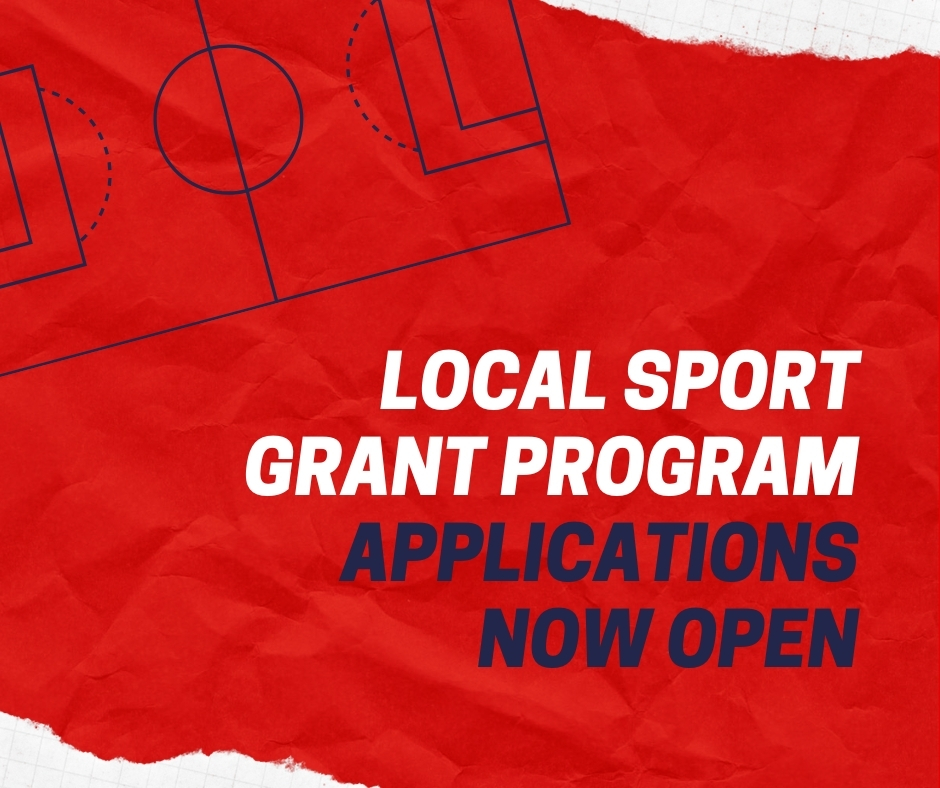 Local Sport Grant Program  Image