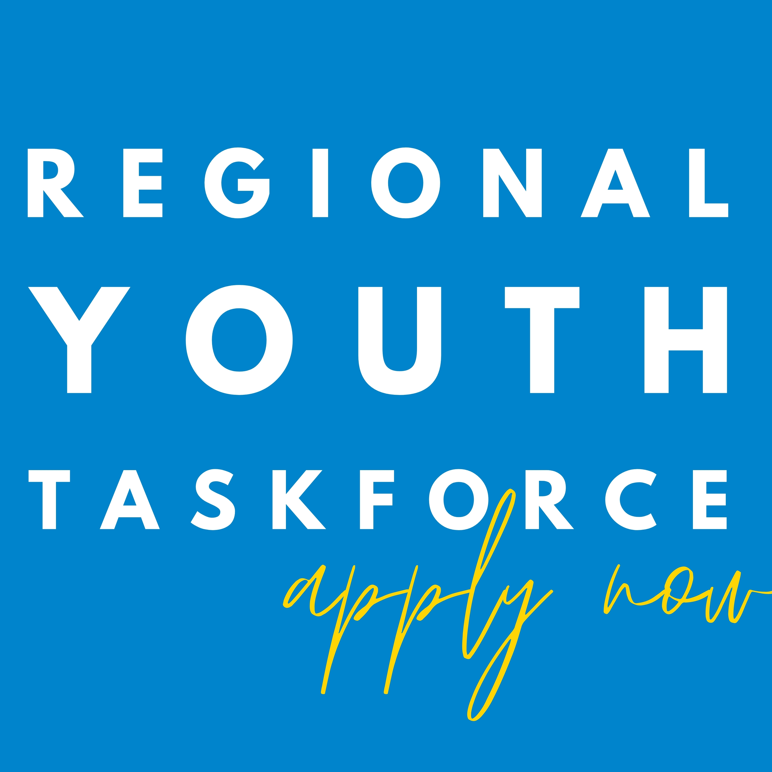 Regional Youth Taskforce Image
