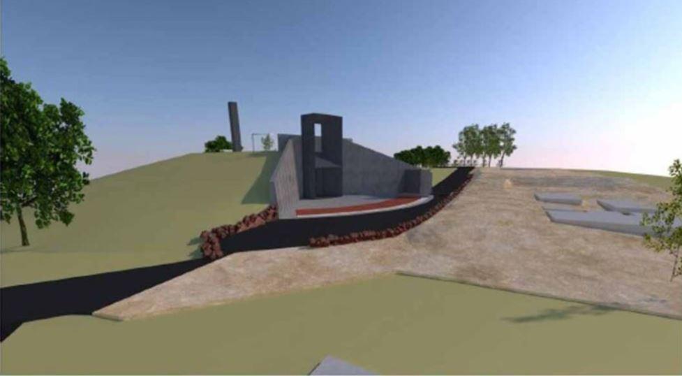 Cobar Miners' Memorial project Image