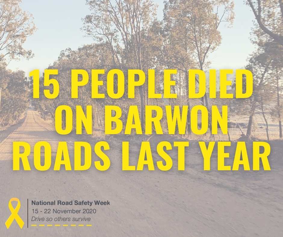 Locals die on country roads – drive so others survive Image