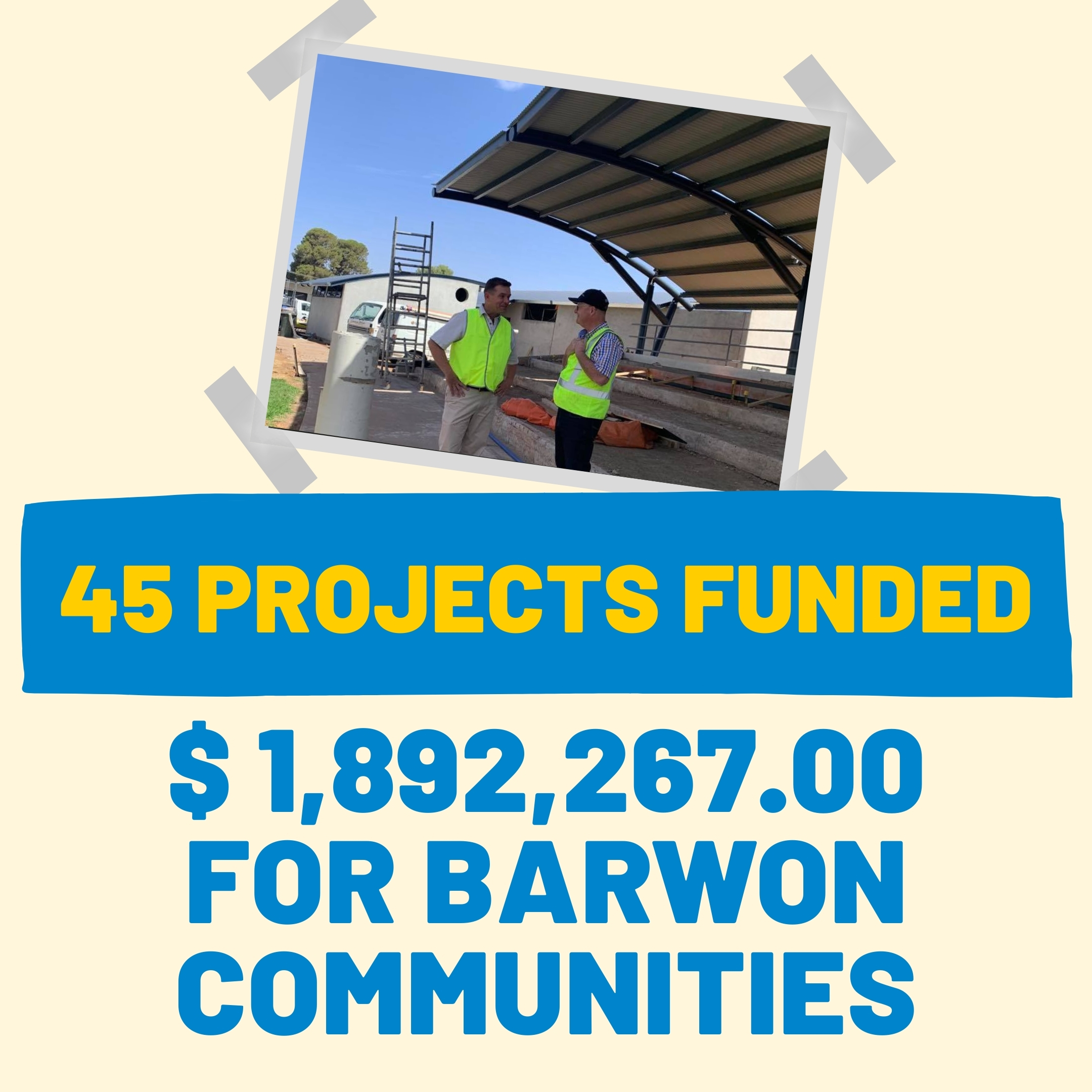 $1.89 million for Barwon communities  Image