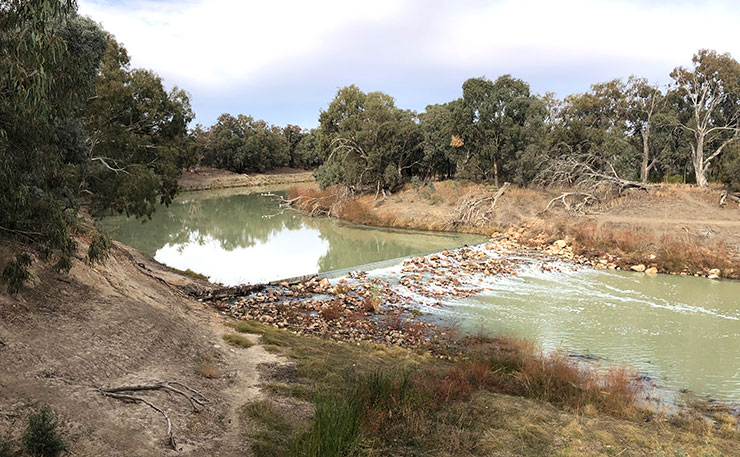 Butler calls for independent review of Barwon-Darling water rules Image