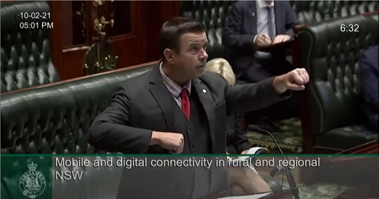 Public Interest Debate - Mobile connectivity Image