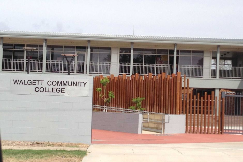 Statement on Walgett Community College Image