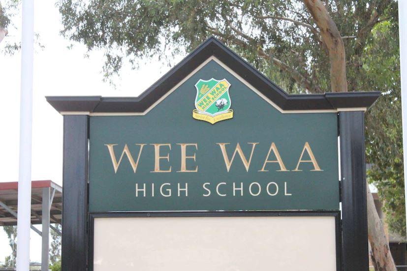 Wee Waa High School kids speak out Image