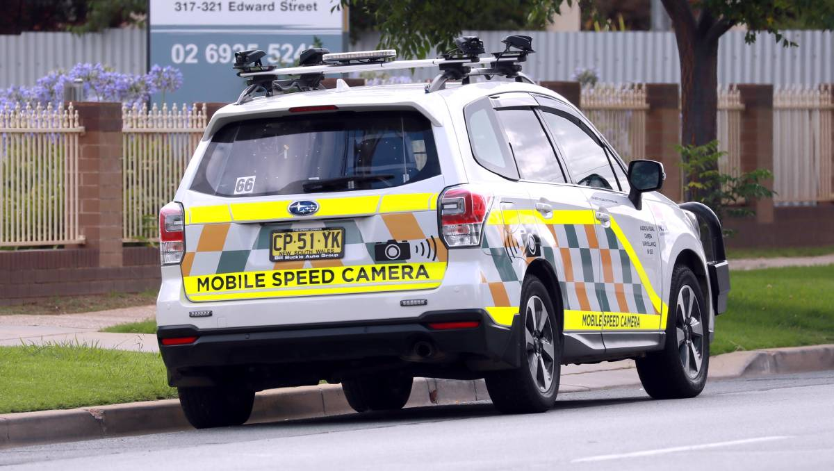 Stay Safe Inquiry into Mobile Speed Camera Rules Image