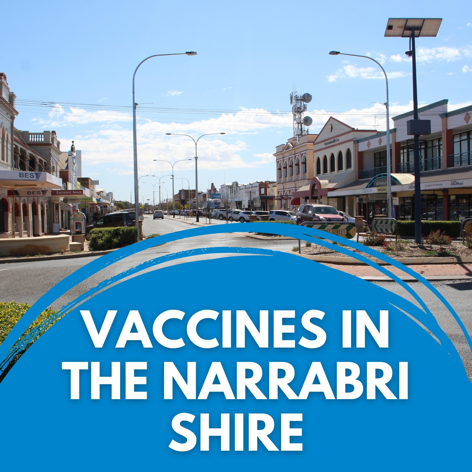 Vaccines in the Narrabri Shire Image