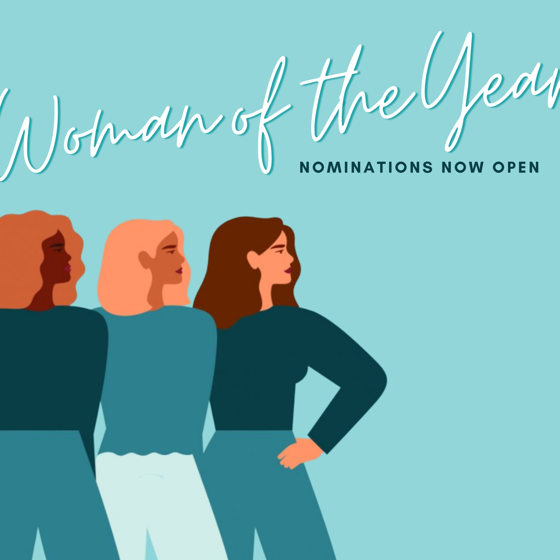 Nominations are now open - NSW Woman of the Year Awards Image