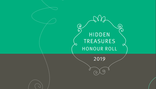 NSW Hidden Treasure Honour Roll 2019 - Barwon Image