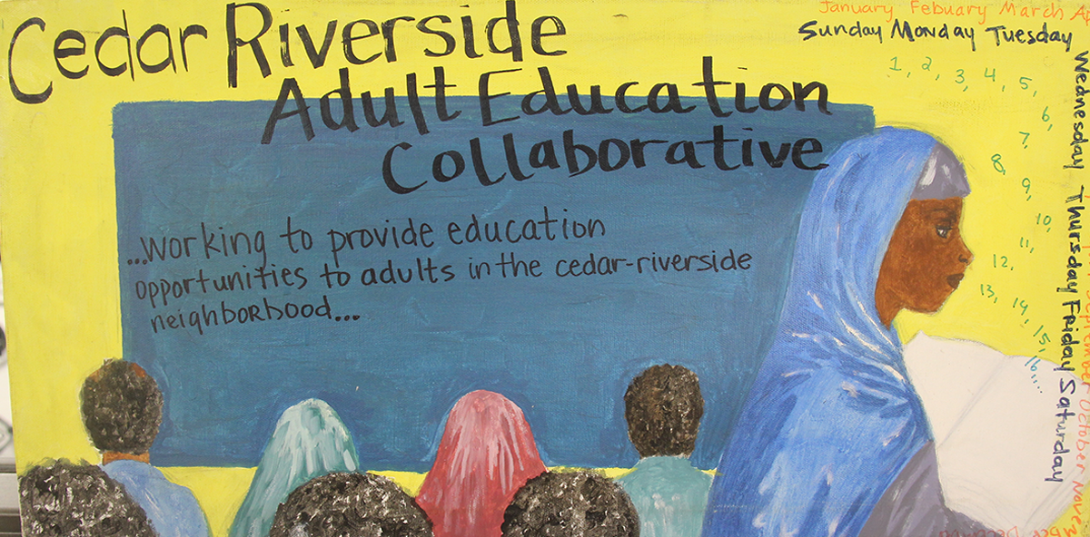 Cedar Riverside Adult Education Collaborative