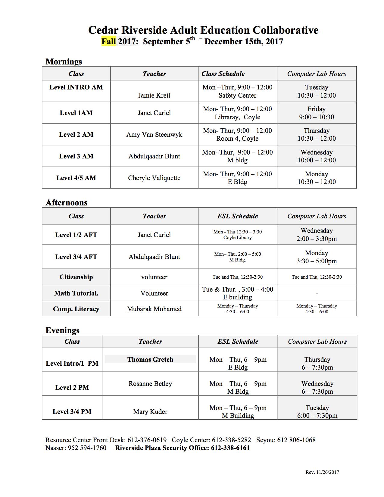 CRAEC_Class_Schedule_Fall_2017.png