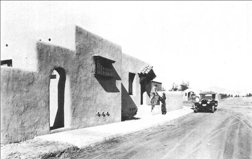 La Flecha House