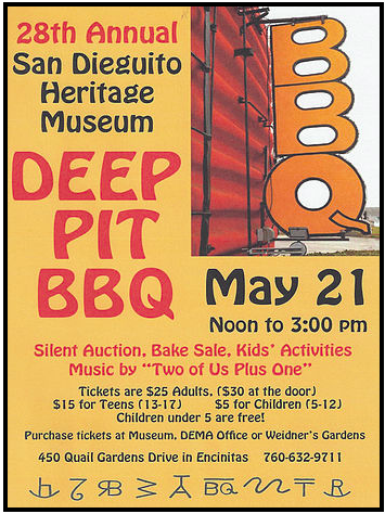28th Annual Deep Pit BBQ