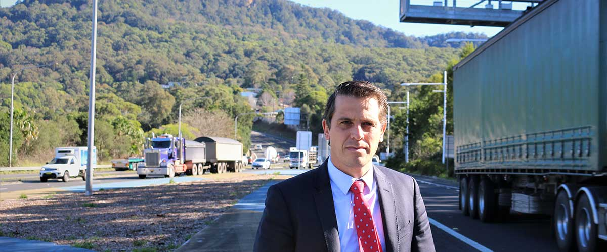 Mount Ousley Interchange and Picton Road Upgrades
