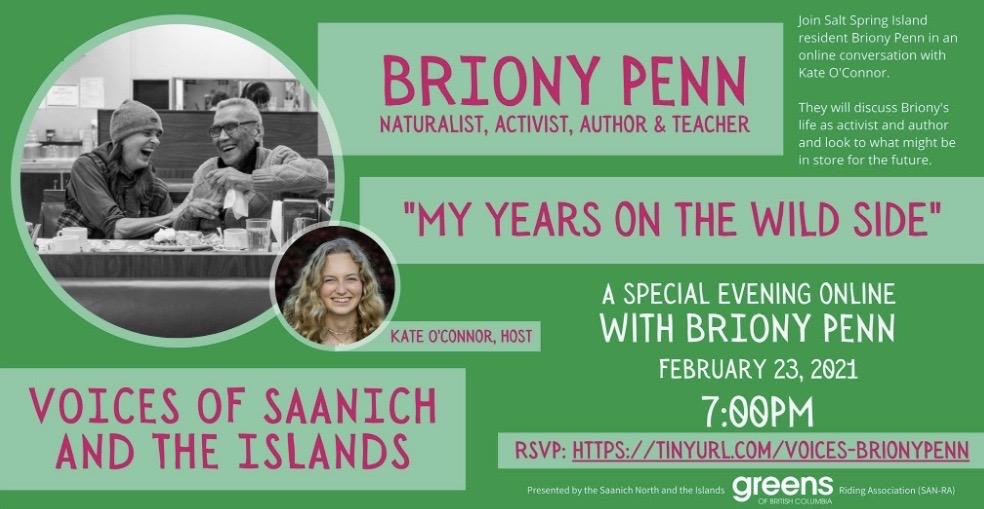 Briony Penn