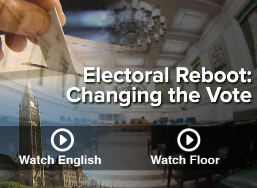 Electoral Reboot