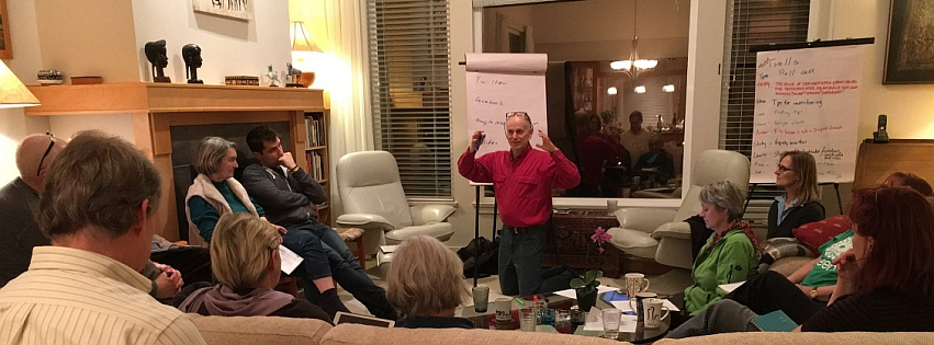 Click to learn about our Vision Workshop