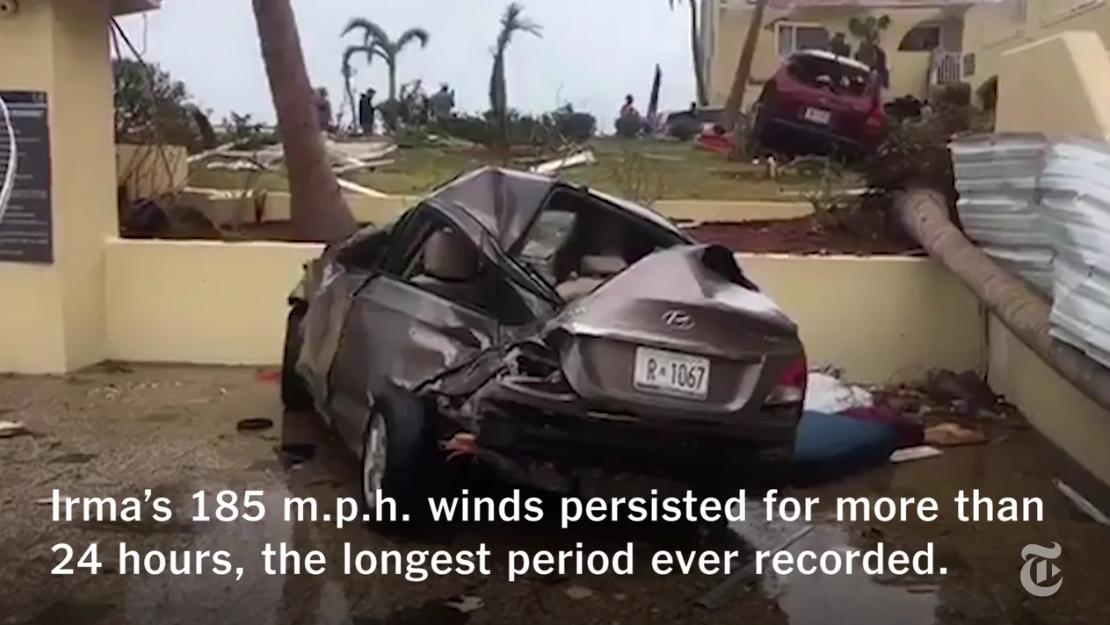 Irma and Jose