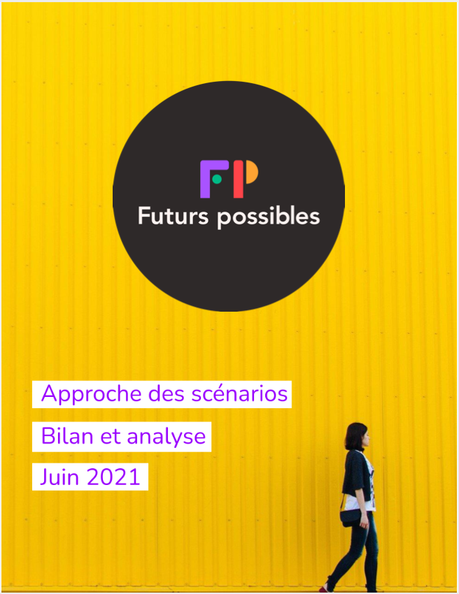 page couverture analyse Futurs possibles