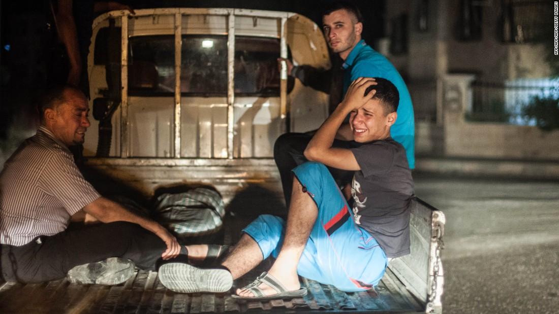 SAC DEMANDS SAFE PASSAGE FOR CIVIILIANS IN RAQQAH