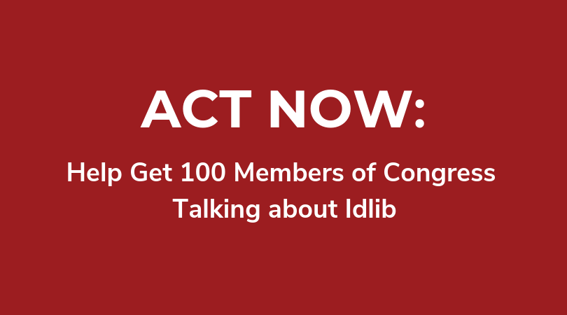 Action Alert Save Americans With >> Action Alert Help Get 100 Members Of Congress Talking About